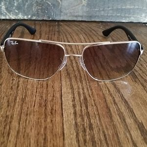 Ray-ban 3483 man sunglasses EUC